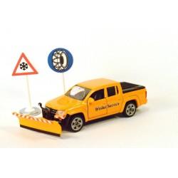 Volkswagen Amarok Chasse-neige