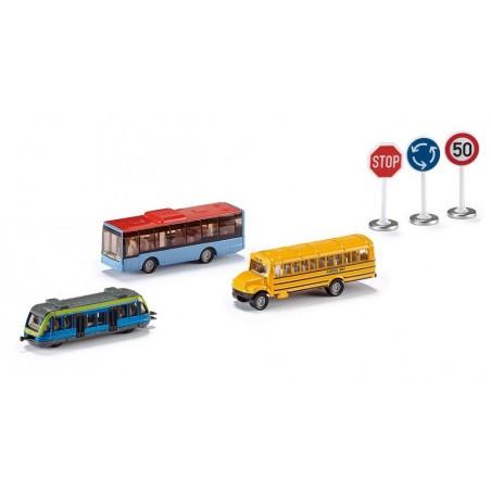 Coffret cadeau transport en commun