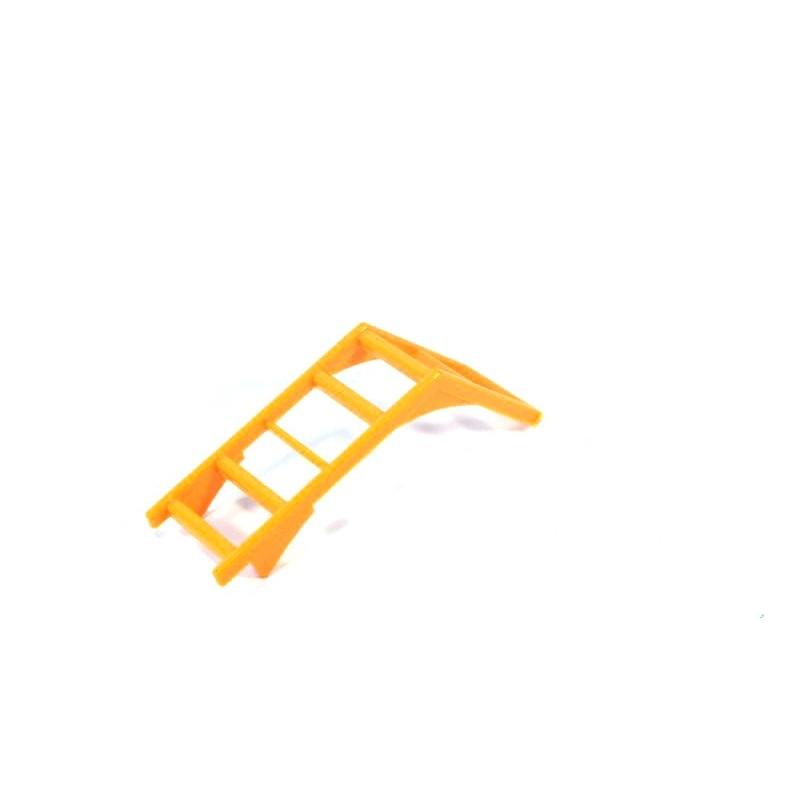 Ladder voor mestinjecteur