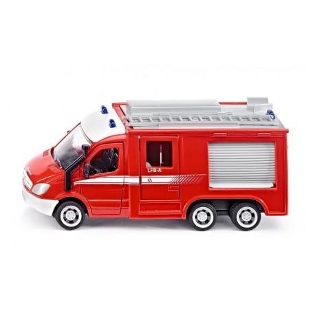 Mercedes-Benz Sprinter 6x6 brandweer