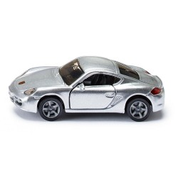 Porsche Cayman, silver