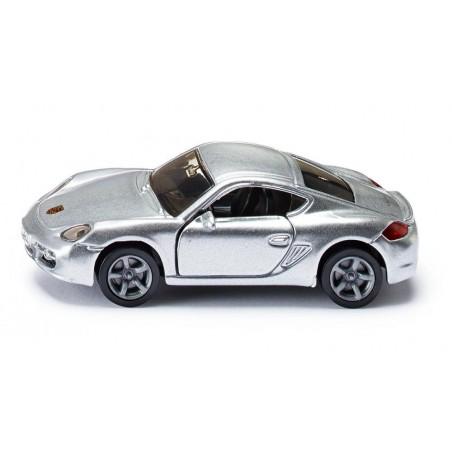Porsche Cayman, silber