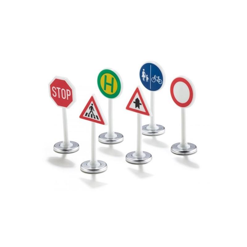 Verkehrszeichen Set