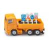 Camion de signalisation routière