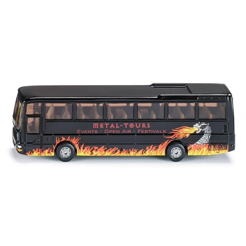 MAN bus Metal Tours