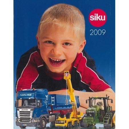 Siku brochure A6 2009