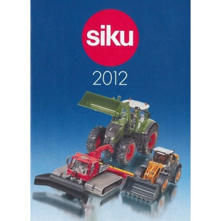 A6 Siku consumenten brochure 2012