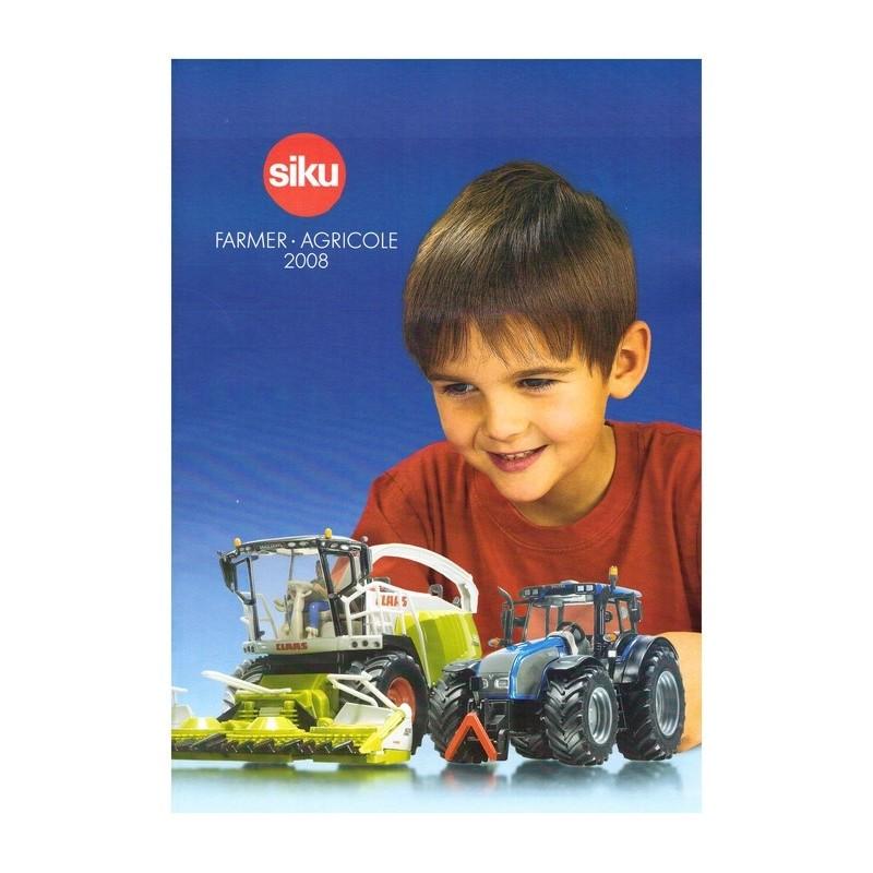 Nouveautés Siku Agricole 2008