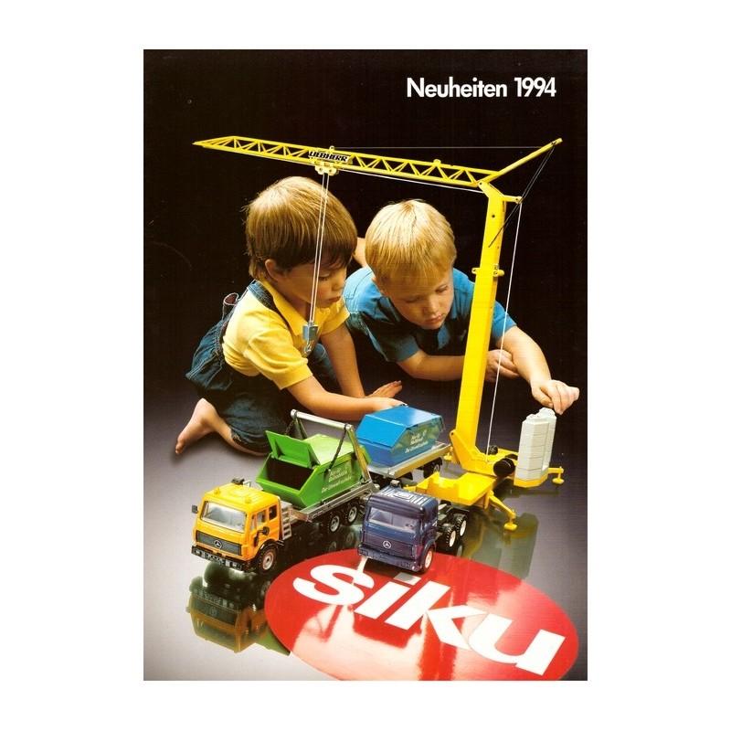 Neuheiten 1999 A4