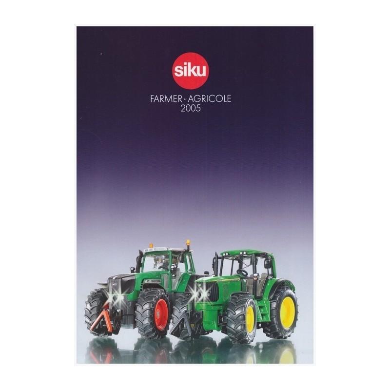 Nouveautés Siku Agricole 2006