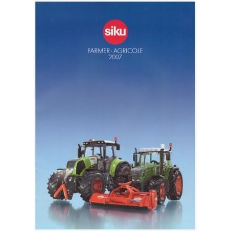 Nouveautés Siku Agricole 2007