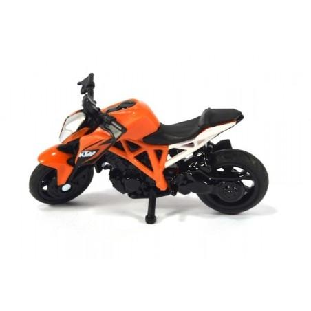 KTM 1290 Super Duke R motorcycle