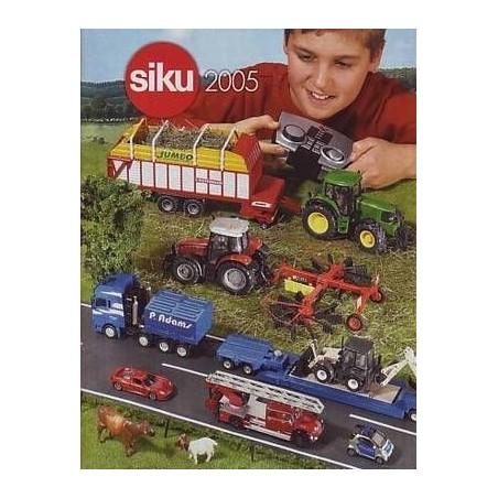 A6 Siku consumenten brochure 2005