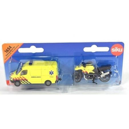 Set ambulance