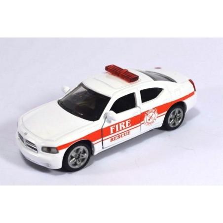 Dodge Charger Commandowagen Amerikaanse brandweer