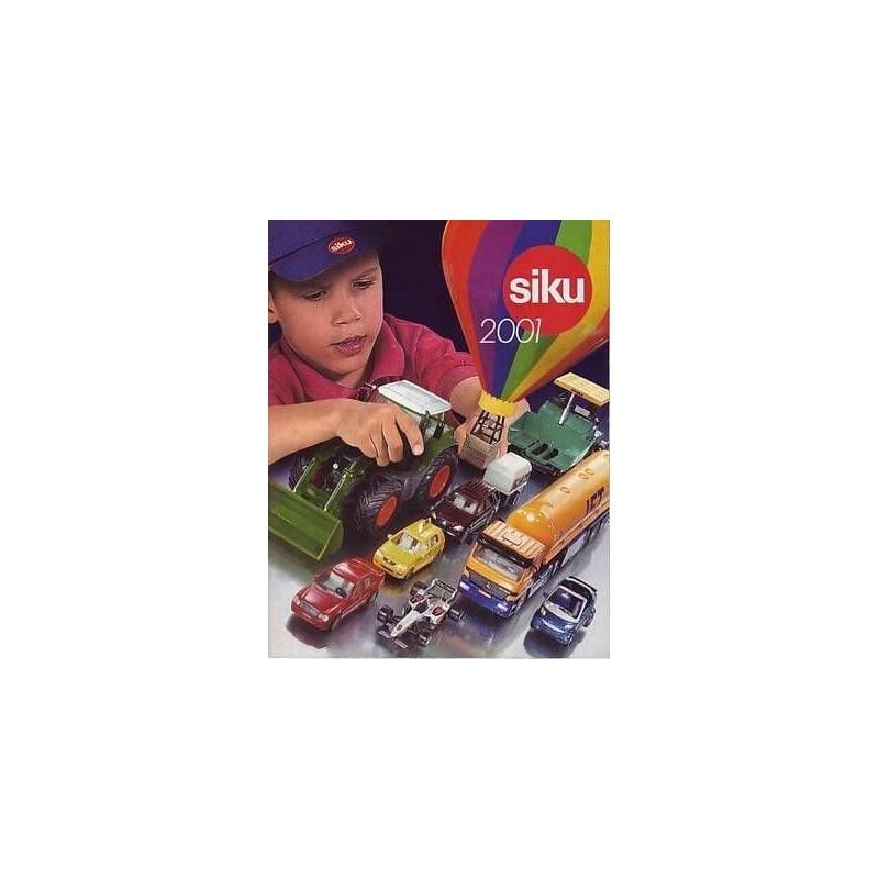 Siku brochure A6 2001