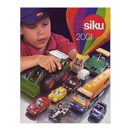 A6 Siku consumenten brochure 2001