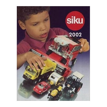 A6 Siku consumenten brochure 2002