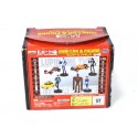 Sealed Banpresto Lupin the Third Mini car & Figure set
