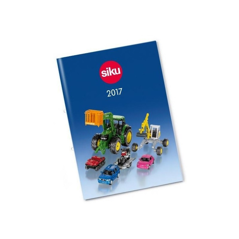 Siku dealer catalogus 2017