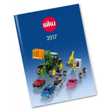 A4 Siku dealer catalogus 2017