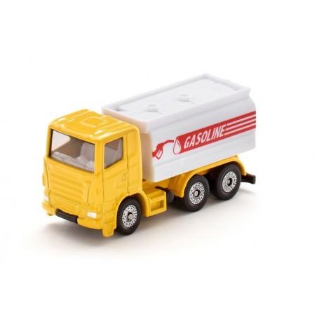 Scania brandstoffen tankwagen
