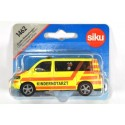 Volkswagen T5 ambulance, B21 wheels
