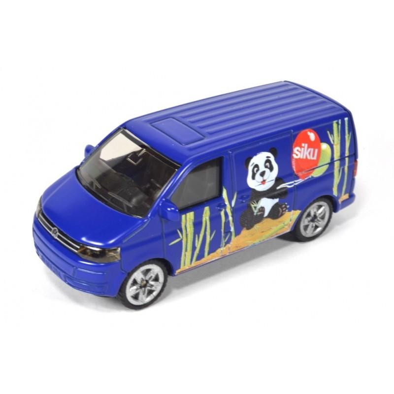 Volkswagen T5 Facelift Transporter Haribo, B47 closed