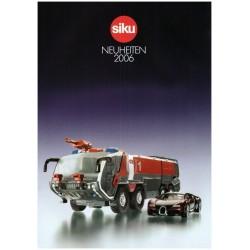 Siku nieuws catalogus 2006