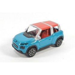 Citroën Mehari 2016, blauw