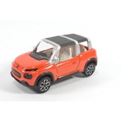 Citroën Mehari 2016, rouge