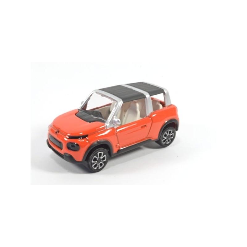 Citroën Mehari 2016, rood