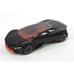 Peugeot Vision Gran Turismo, noir