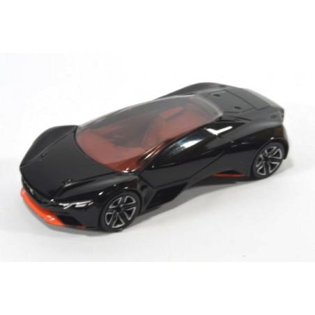 Peugeot Vision Gran Turismo, zwart
