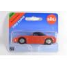 Porsche Boxster, rood