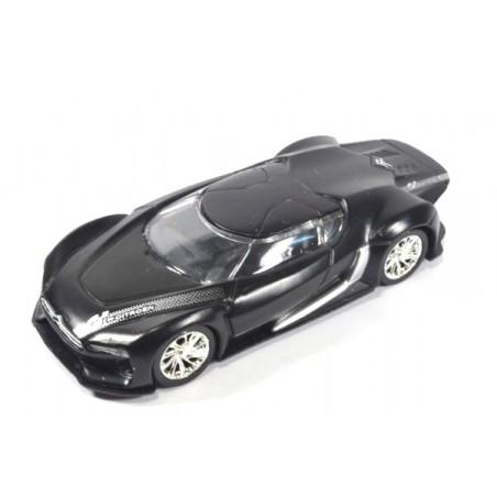 Citroën GT, mat zwart