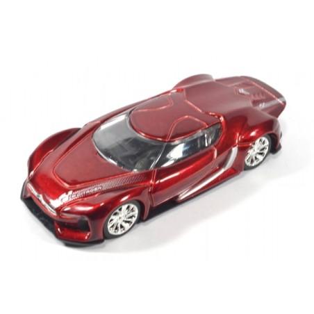 Citroën GT, rouge métallique