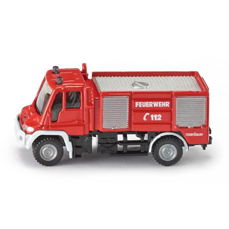 Mercedes Unimog Feuerwehr