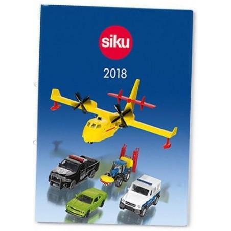 A4 Siku dealer catalogus 2018