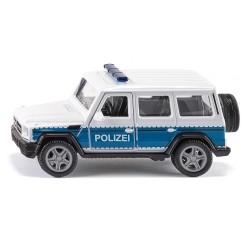 Mercedes AMG G 65 Polizei
