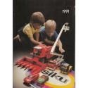 Siku 9001 Siku catalogus A4 1991
