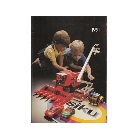 Catalogue des concessionnaires A4 1991