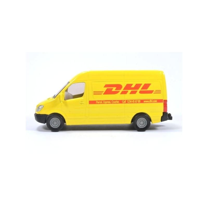 Mercedes Sprinter DHL zonder opdruk op de deur