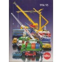 Siku 9001 Siku catalogus A4 1994/95