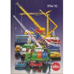 Siku catalogus A4 1994/95