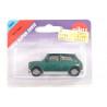 Mini Cooper, green metallic
