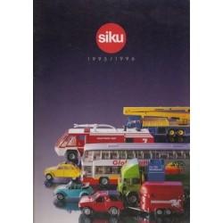 Siku catalogus A4 1995/96