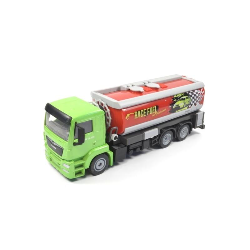 MAN tankwagen met brandstof