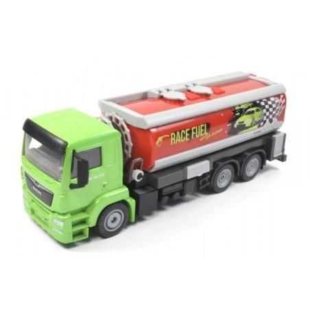 MAN LKW mit Tankwagenaufbau