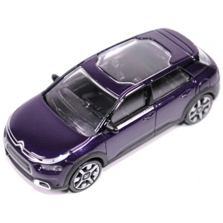Citroën C4 Cactus purple